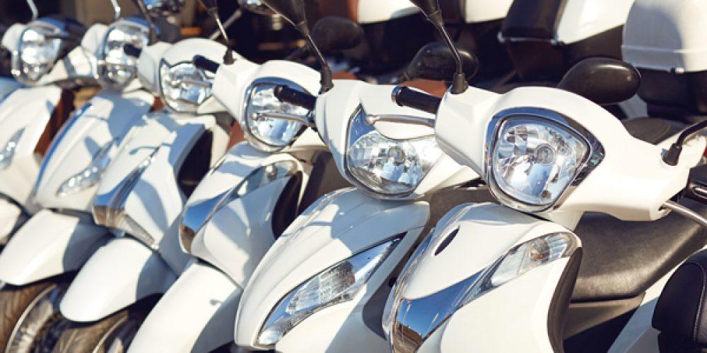 Louer un scooter ou une moto à Paris