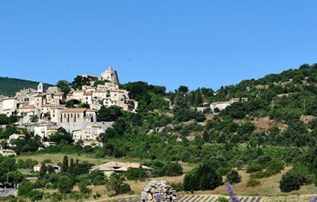 Les Hautes-Terres de Provence