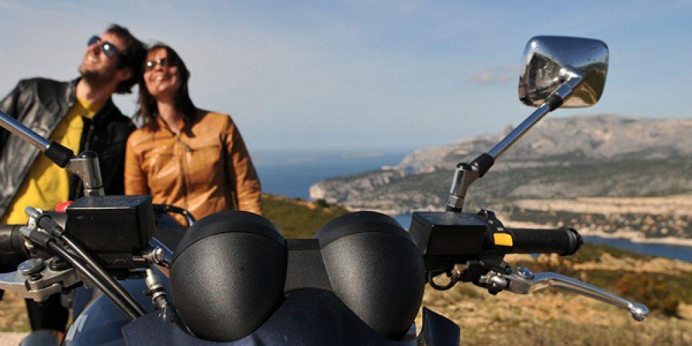 Profitez des meilleurs itinéraires de balades en moto pendant vos séjour dans le Sud de la France