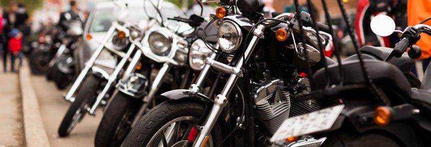 Acheter une Harley Davidson d'occasion à Paris