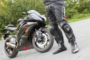 trajets à moto